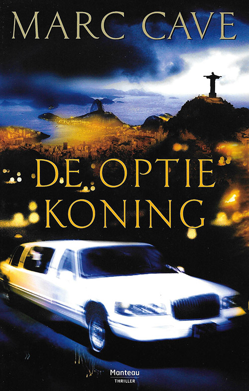 De Optiekoning - Marc Cave